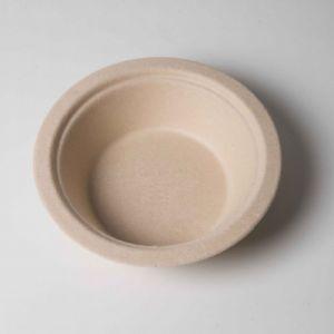 6-7oz-Biodegradable-Compostable-Dinner-Set-Food-Container-Bamboo-Mini-Bowl-fondokia