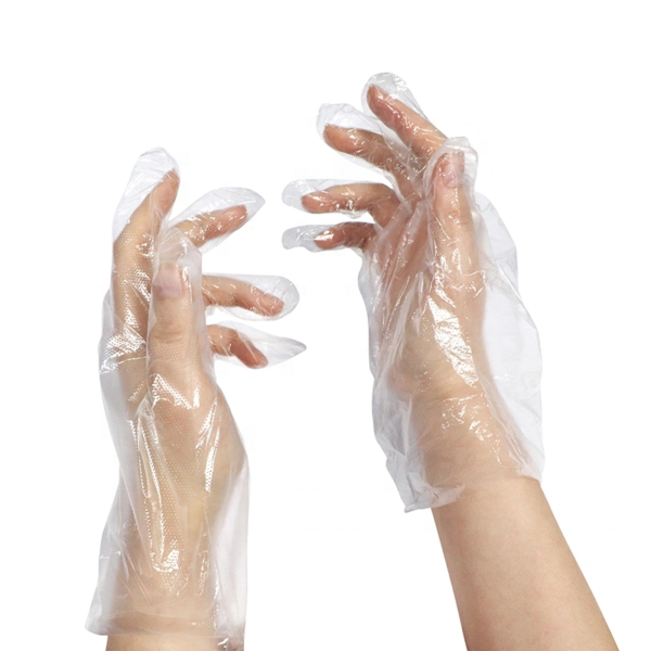 LDPE Transparent Disposable Hand Gloves