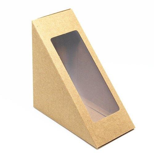 kraft paper sandwich boxes- ALFONDOKIA